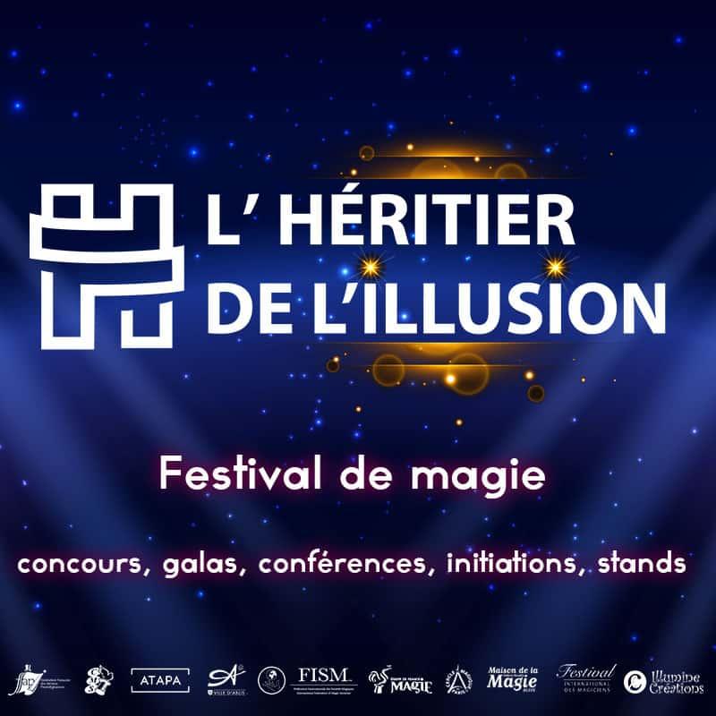 Festival de magie Paris