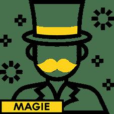 Magic show magic artist production