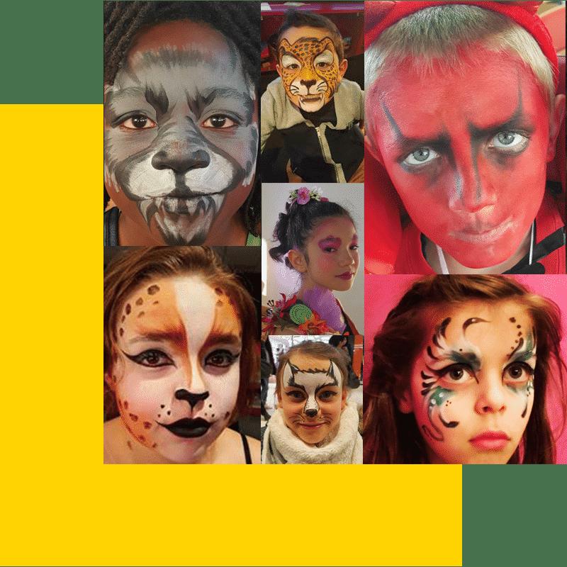maquillage enfant animation