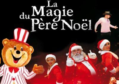 La magie du Père-Noël