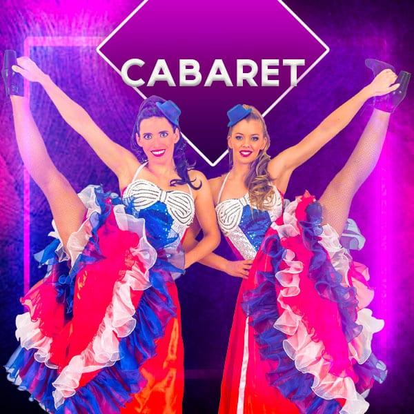 cabaret music hall spectacle etincelles