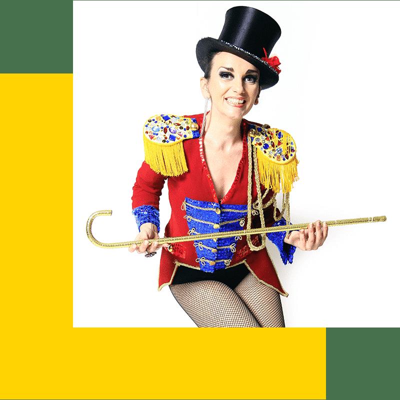 Chanteuse Music-hall - Laetitia Malecki