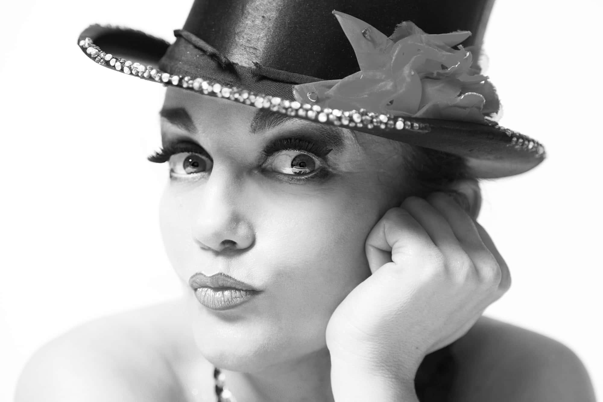 laetitia malecki chanteuse energique presentatrice