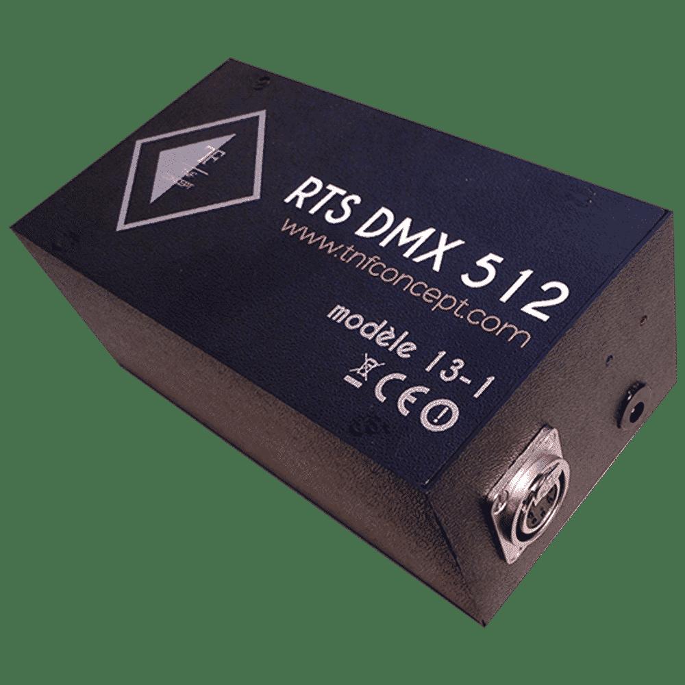 Console lumière Wifi RTS DMX 512