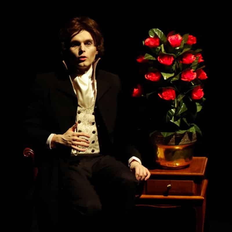 Pièce de Théâtre Frederic Chopin