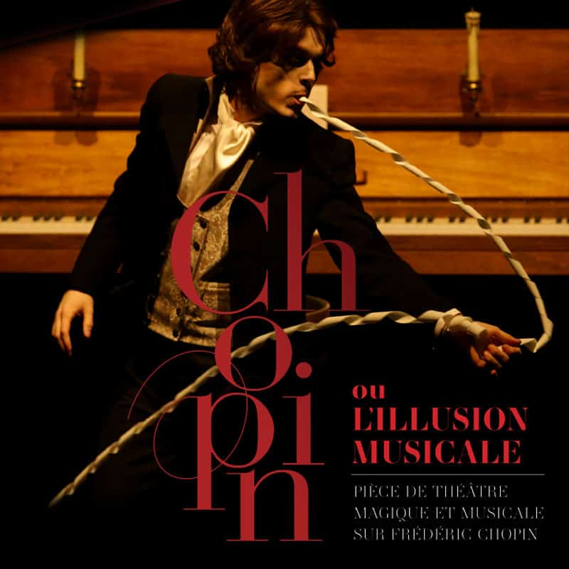 spectacle musicale - théâtre Chopin