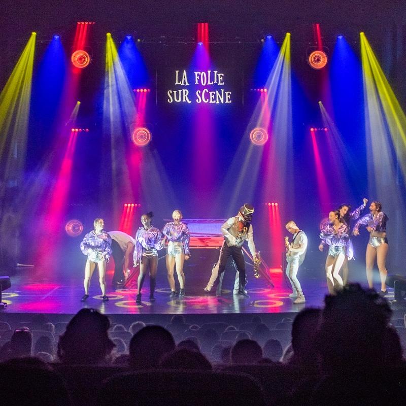 La Folie Sur Scène spectacle de cirque