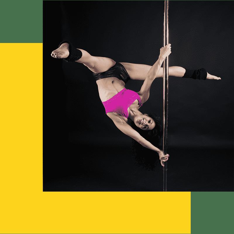 profile artiste pole dance