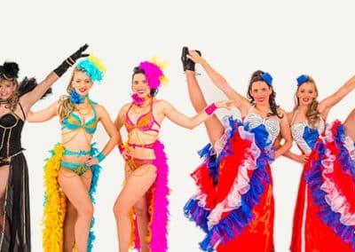 danse spectacle cabaret etincelles danseuse