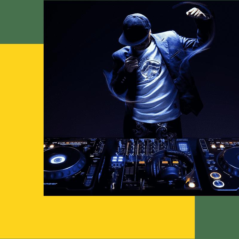 DJ mariage événementiel musicien musique soirée
