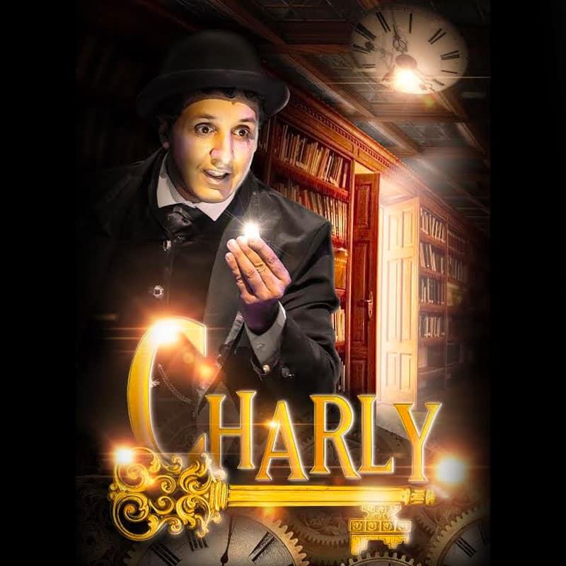 Charly Brahim Magicien maitre du temps
