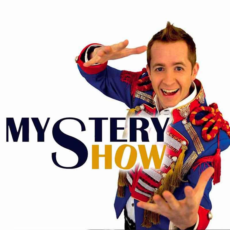 Mystery Show Maxime Minerbe magicien blois maison de la magie
