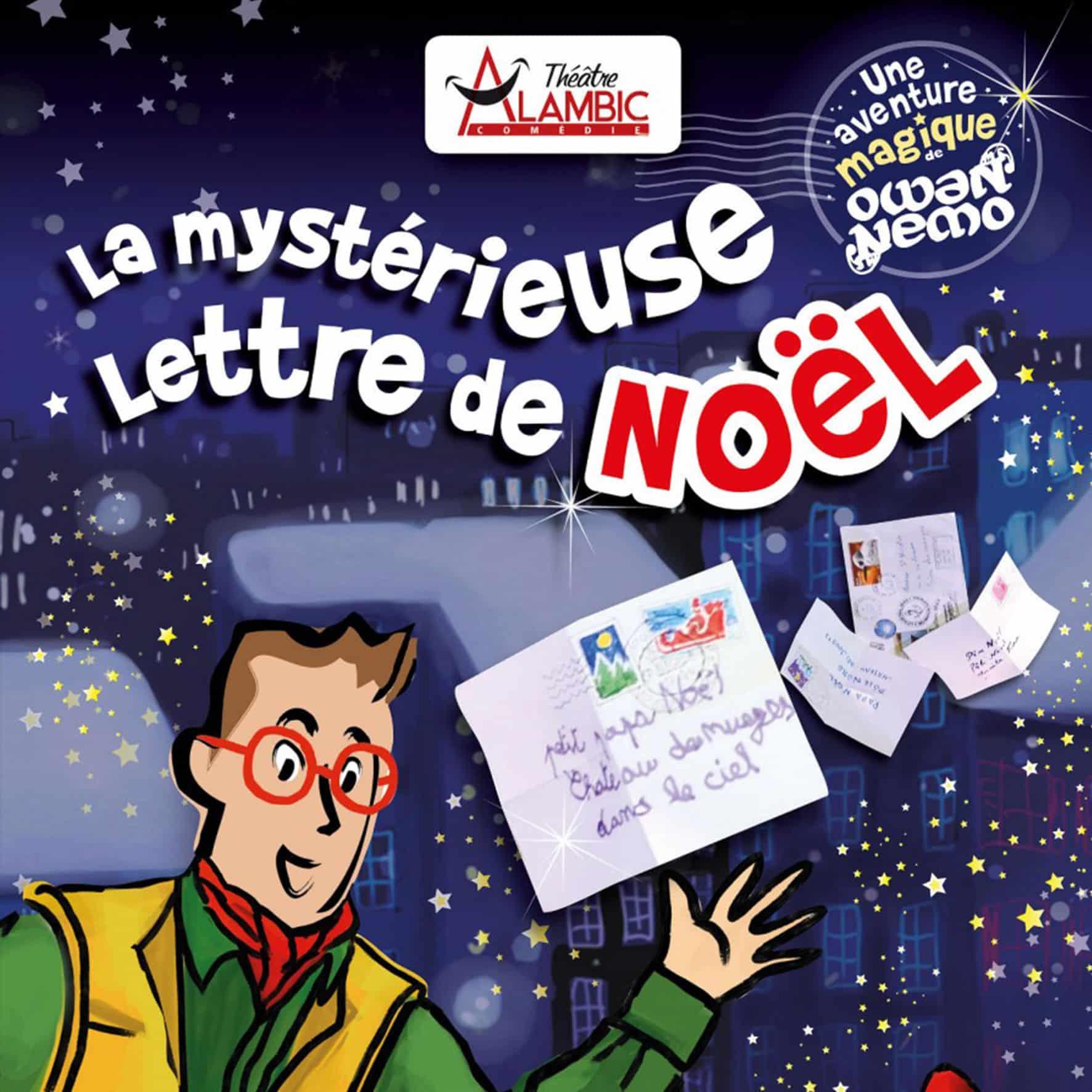 La mystérieuse lettre de Noël
