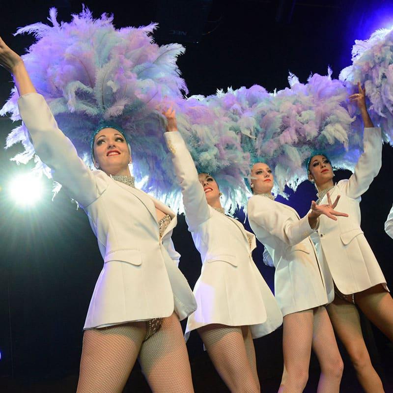 la troupe mégalithe spectacle s2a production cabaret