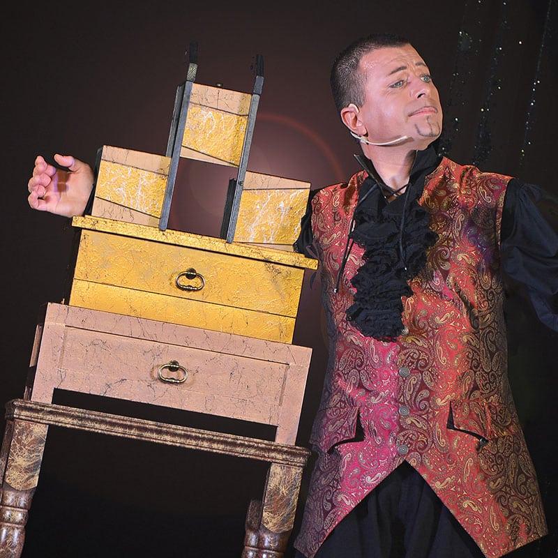 l'illusioniste banedau-spectacle-l'illusioniste-sebastien-ladruze