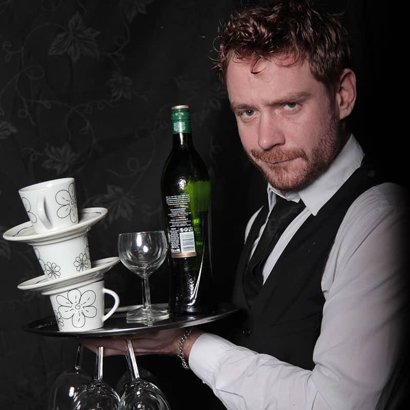 photos adrien quillien barman show magique diner spectacle