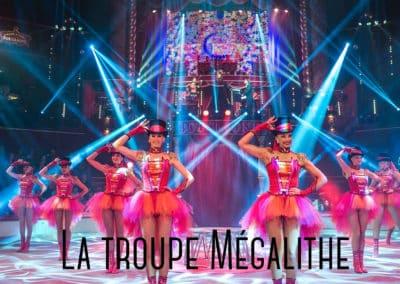 La Troupe Mégalythe
