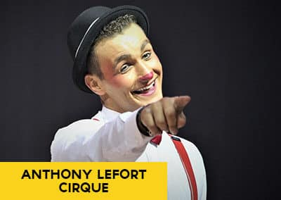 Anthony Lefort
