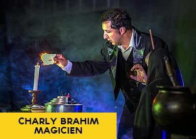 Charly Brahim