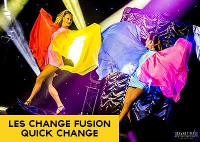 Les Change Fusion