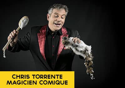 Chris Torrente – Magicien