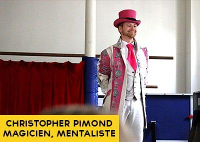 Christopher Pimond