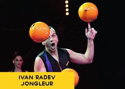 Ivan Radev – Jongleur