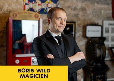 Boris Wild – Magicien
