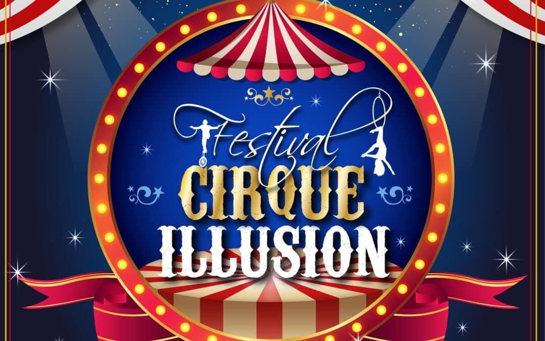 Festival Cirque & Illusion   Cerny  
