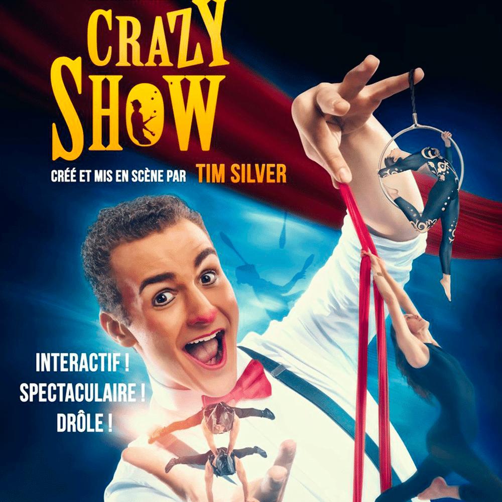 Crazy Show spectacle cirque